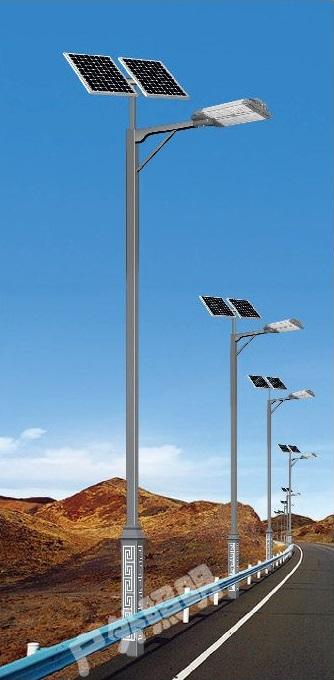 你知道,太阳能led路灯平时究竟是如何工作的?