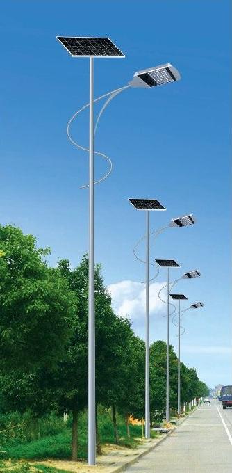 太阳能led路灯的智能控制器系统怎样运行的?