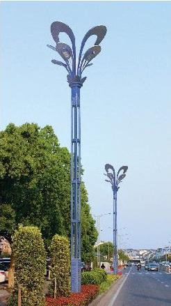 太阳能led路灯使用故障原因分析