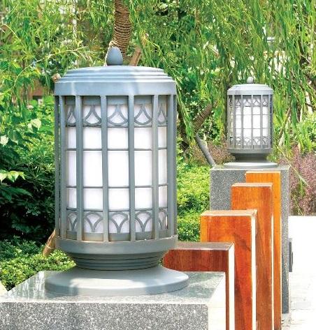 贵阳太阳能柱头灯厂家供货