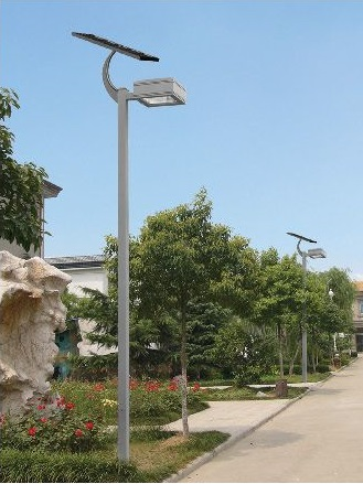 太阳能led路灯具有运行周期长的特性