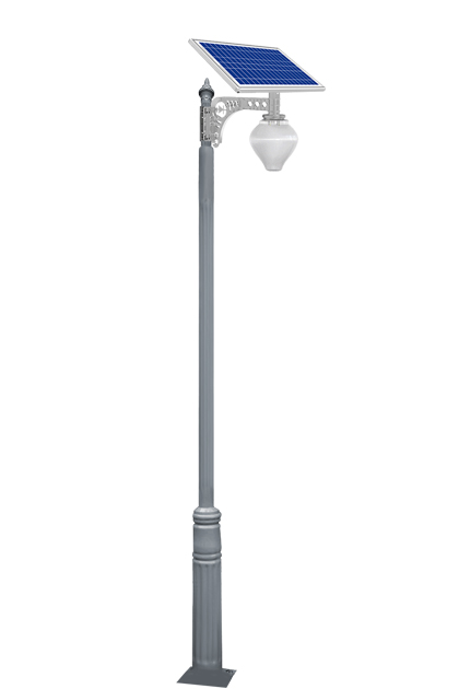 太阳能庭院灯(桃子灯1.0)