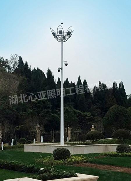 湖北稻花香集团蔡府庄园照明项目
