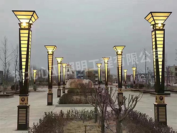 小区广场庭院景观灯
