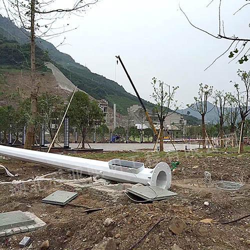 东营太阳能庭院灯厂家供货